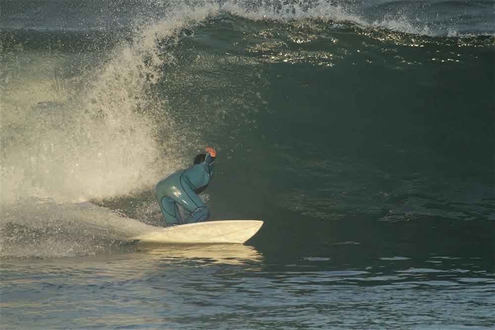 un autre surfeur !!!