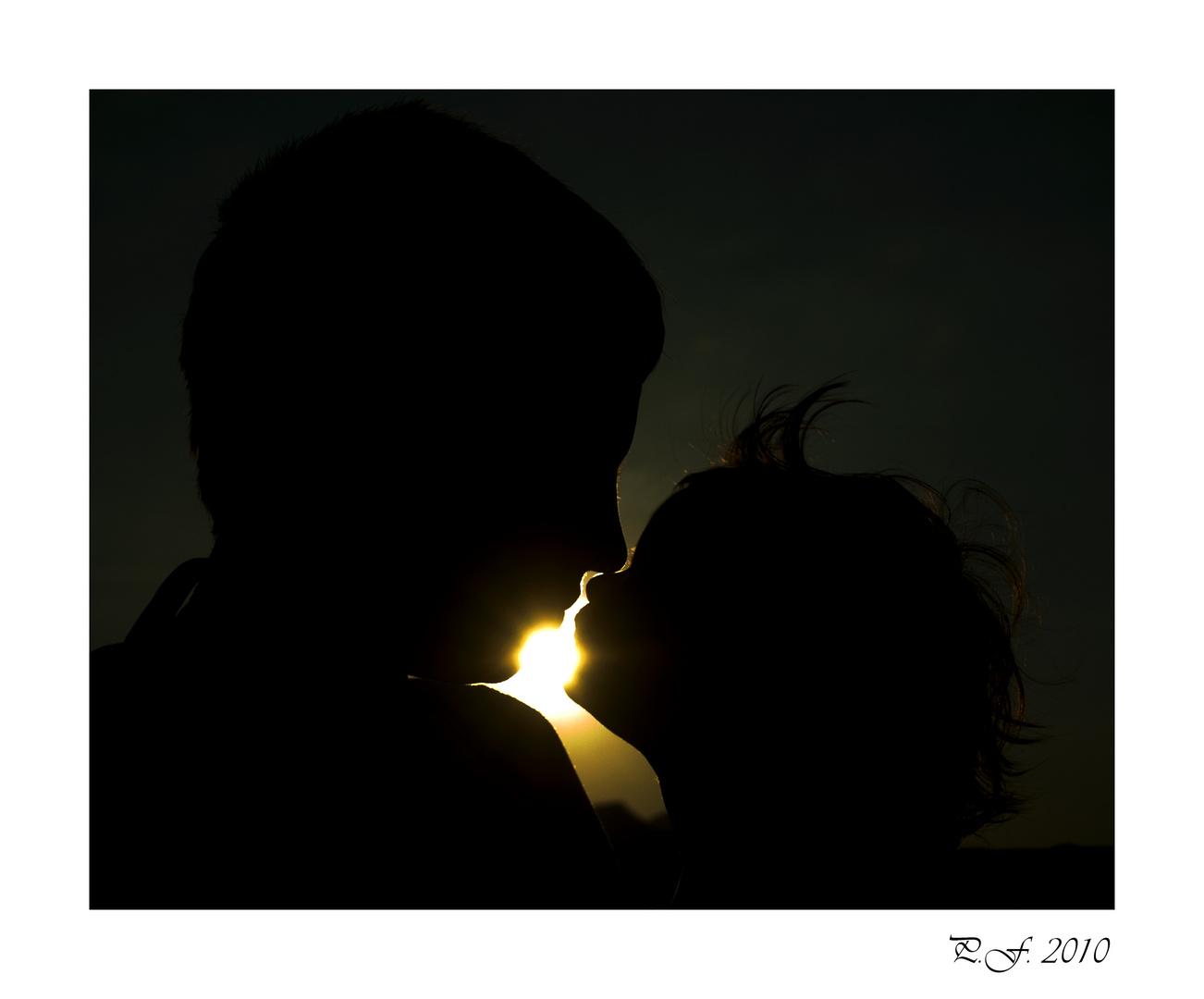 Un bacio al sole