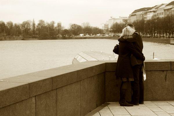 Un Bacio an der Alster