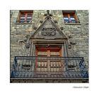 ..un balcón de Jaca...