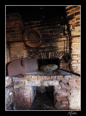 Un bon pain au feu de bois