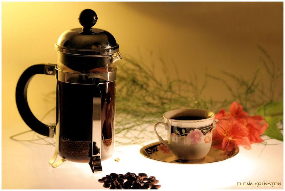 Un cafecito?