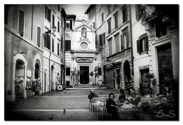 Un caffè in Piazza...