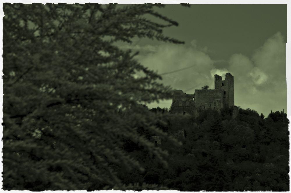 un castello......