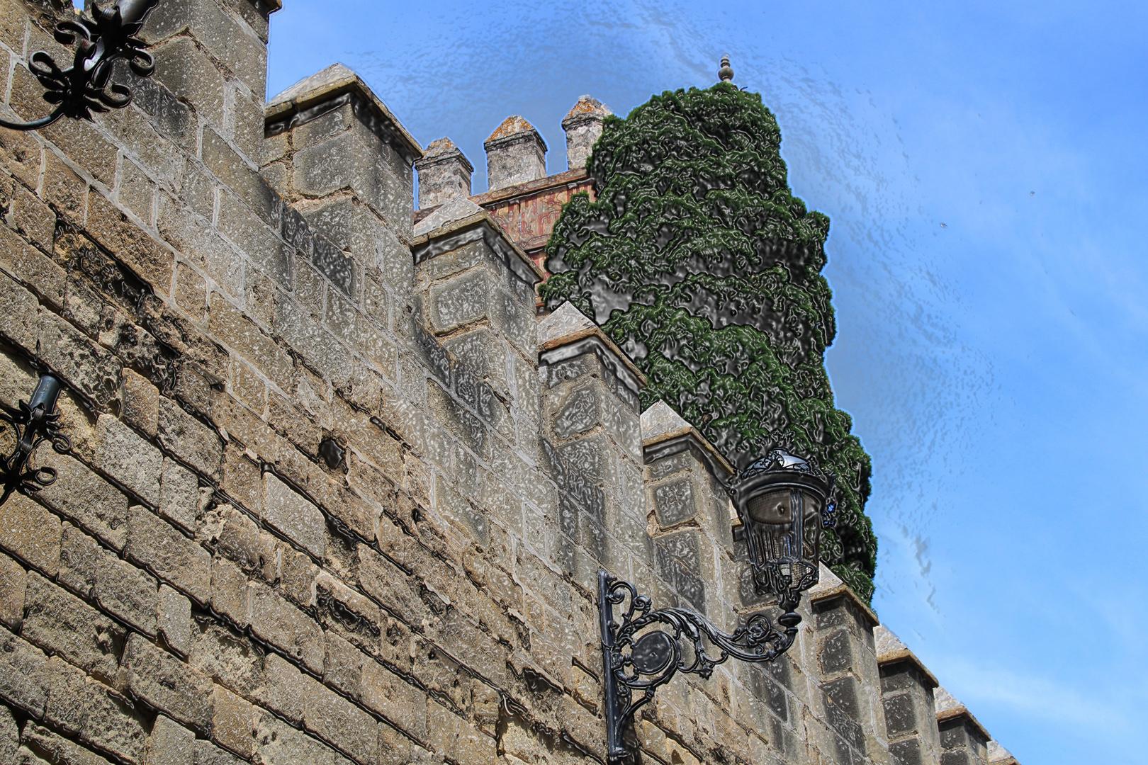 un castillo de cuentos