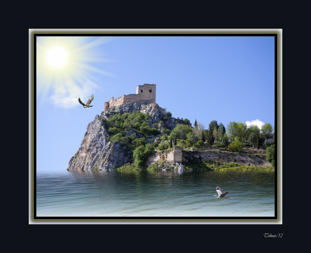 Un Castillo en el mar