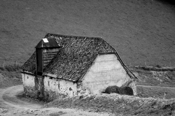 Un cayolar (Une maison de berger)