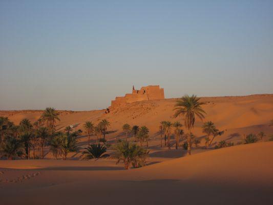 UN CHATEAU PLEIN DESERT