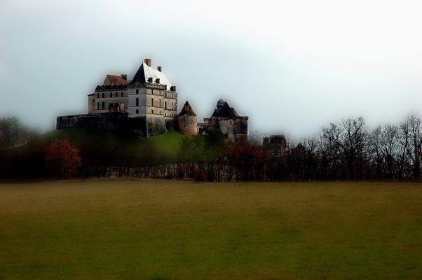 un Château quelque part en Périgord ...