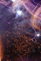 un ciel par feux d artifices