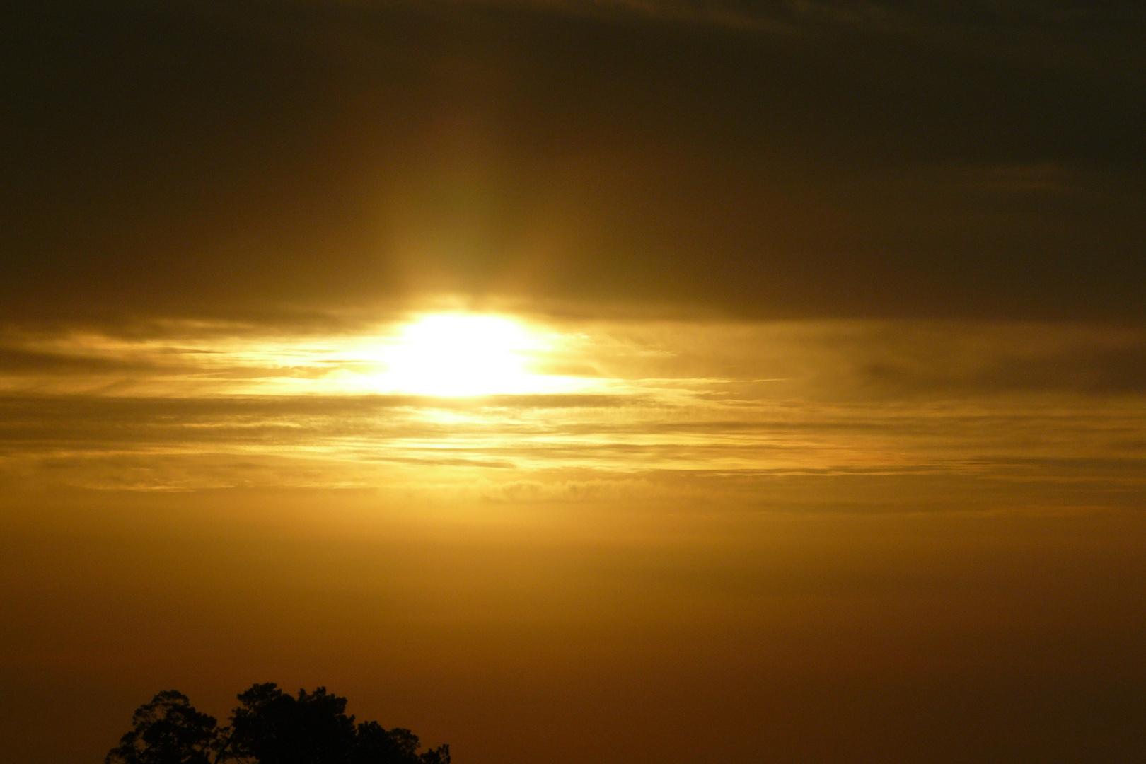 Un Cielo Suave...