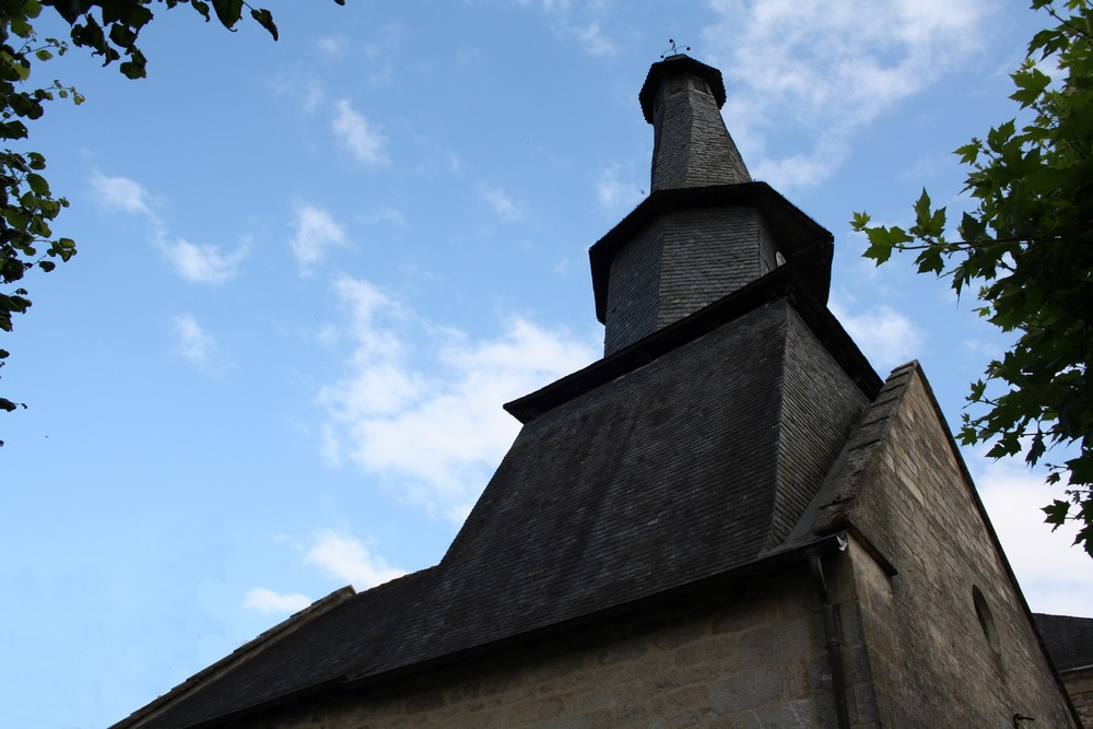 Un clocher Torse.