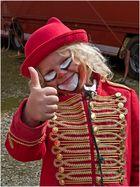 Un clown en herbe *