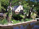 un coin paisible de Pont-Aven