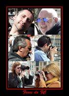 Un collage di Fotografi!
