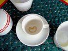 Un cuore di caffè...