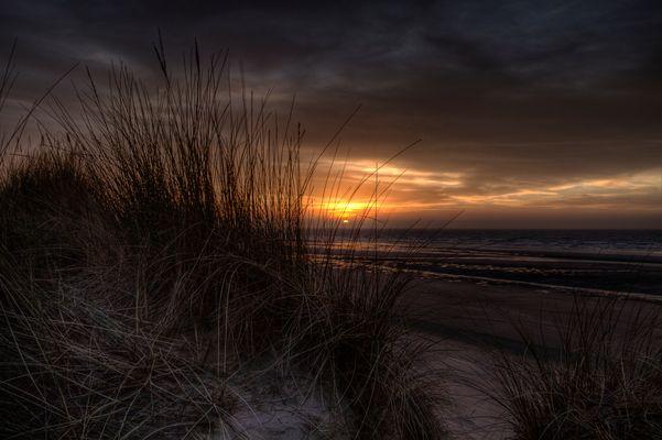 Un dernier instant dans les dunes