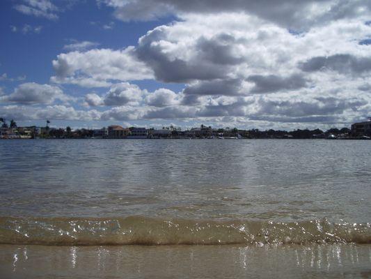 Un des laguon dans Surfers Parradise