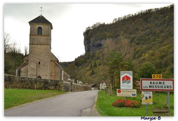 Un des plus beau village de France