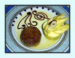 Un dessert romantico-éxotique *