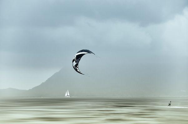 Un día de viento...