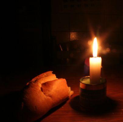 un dia sin luz