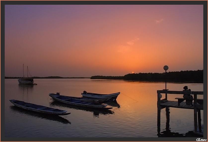 Un dolce tramonto
