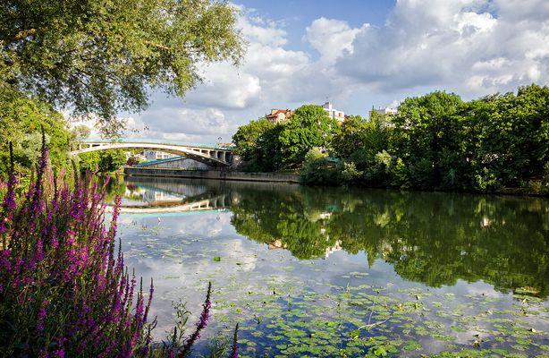 Un été sur la Marne