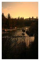 Un fiume al (quasi) tramonto