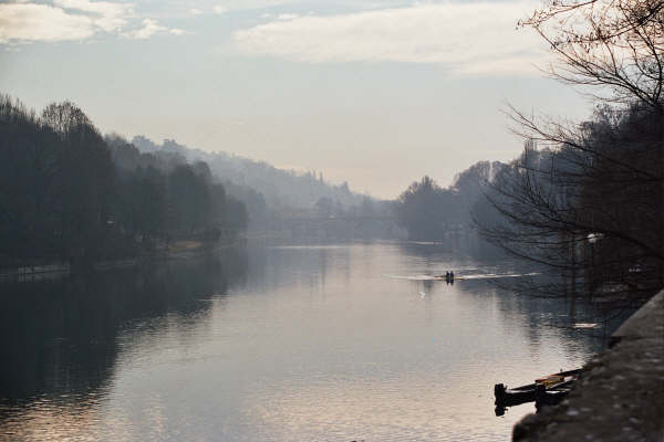 un fiume...Il fiume