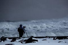 un fotografo in Islanda