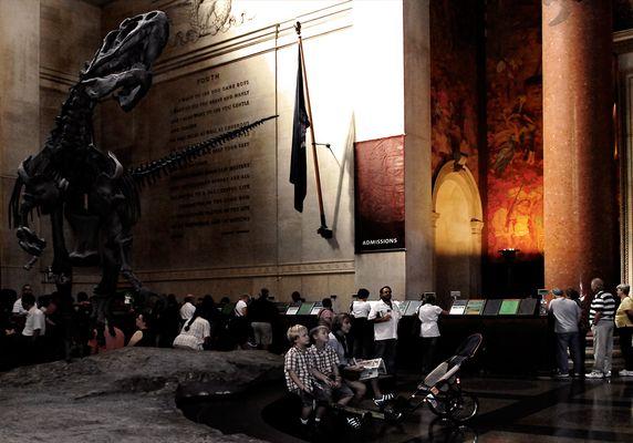 UN GIORNO AL MUSEO....