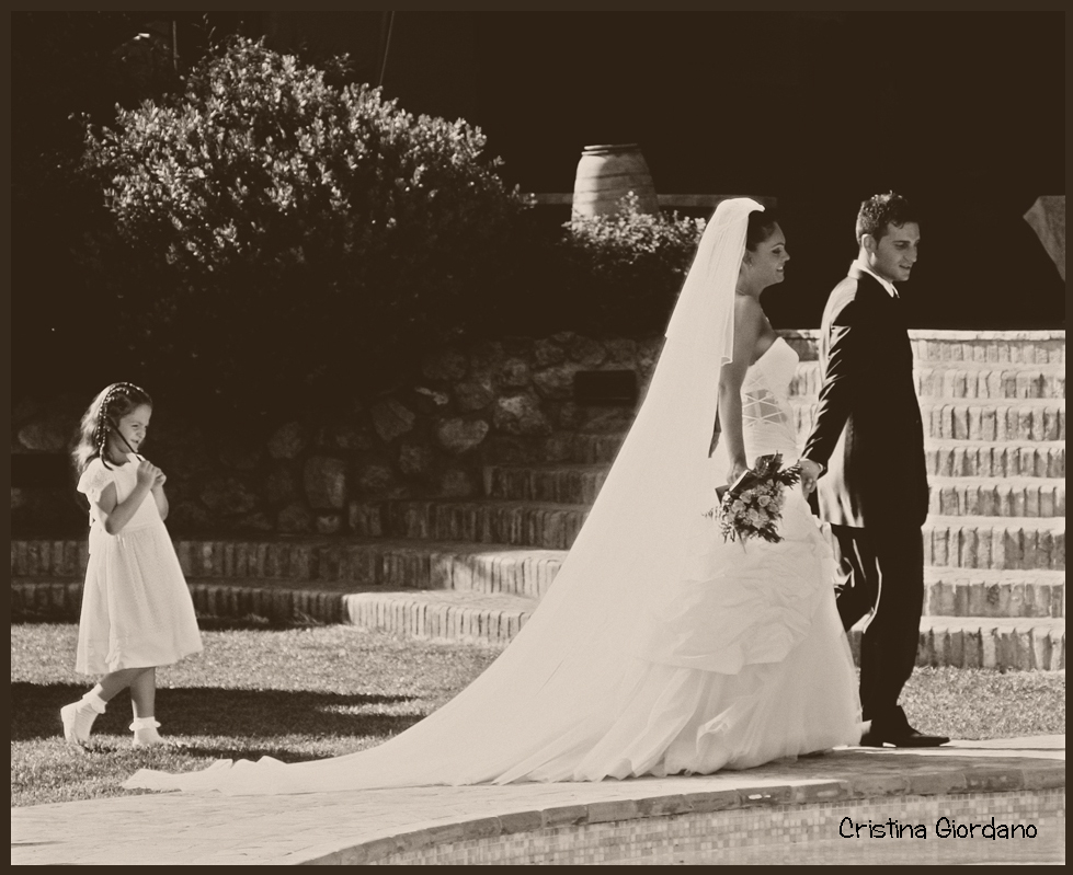 un giorno anch'io sarò una sposa...