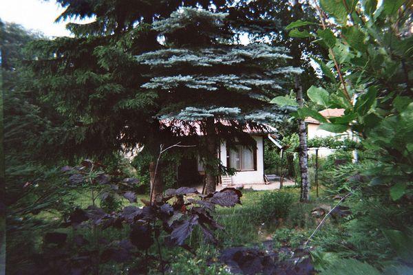 Un hameau au fond de la montagne bulgare