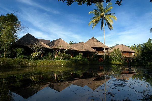 Un Hôtel à Bali.