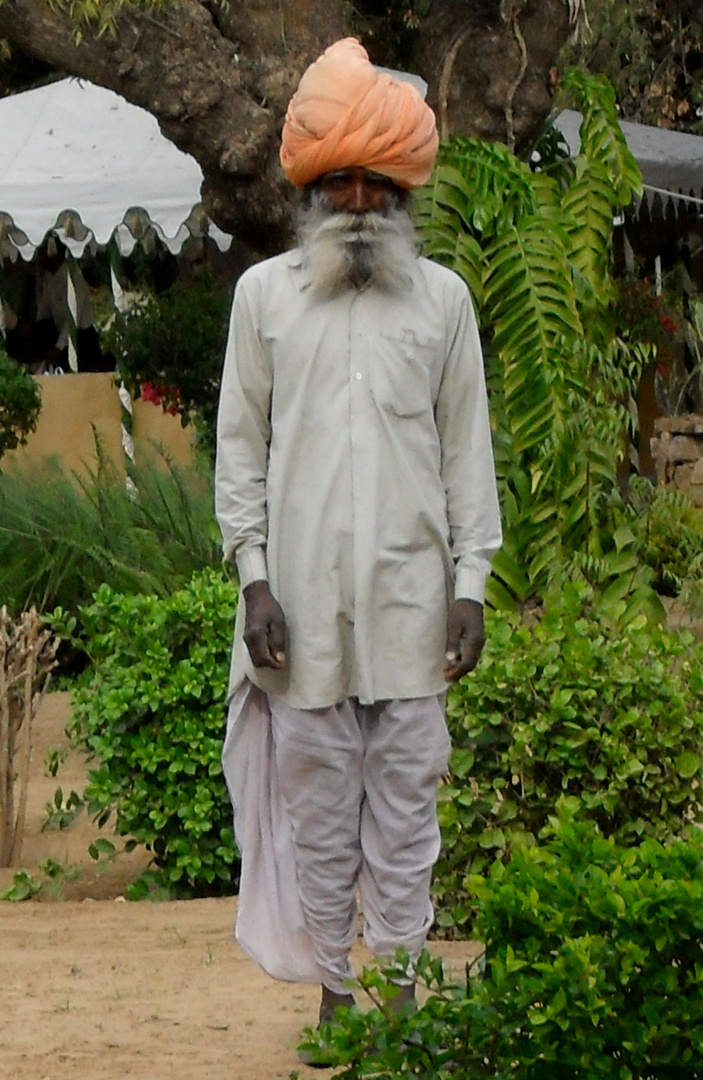 un indien du rajastan