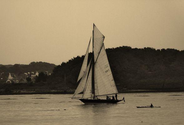 Un joli bateau