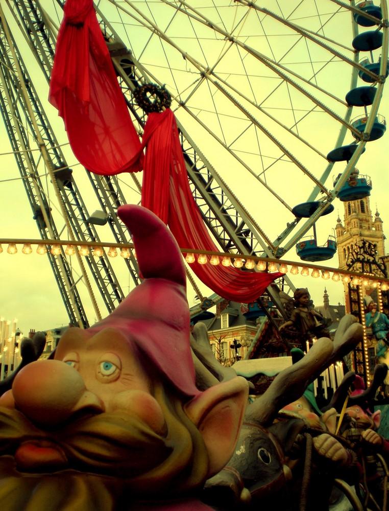 Un jour à Lille..