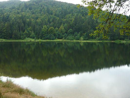 Un lac des Vosges