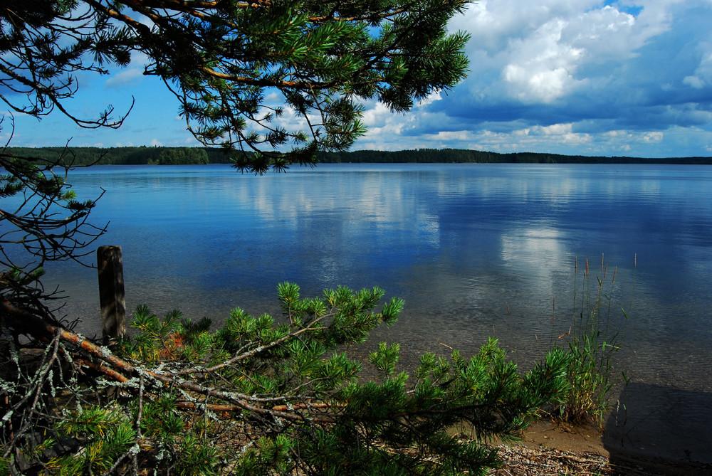 Un lago, uno dei tanti