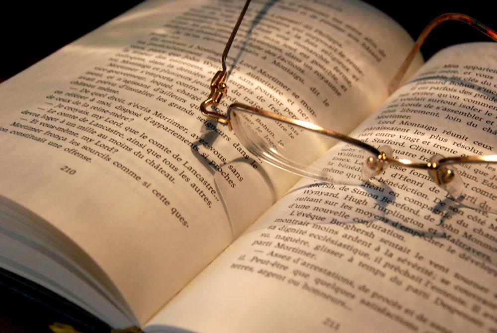 Un livre, un coeur...