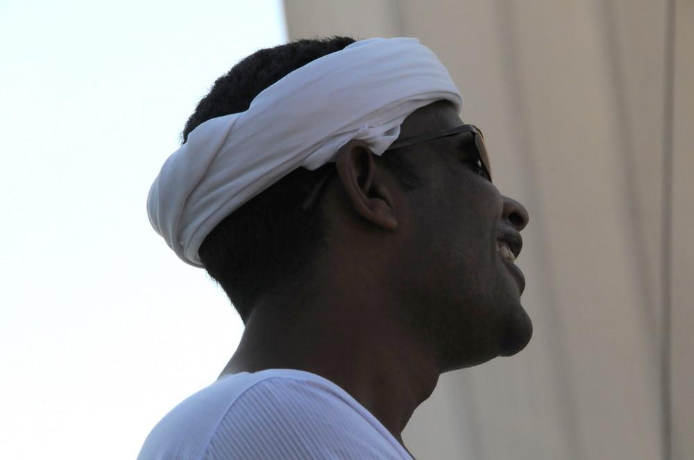 Un marin sur le Nil