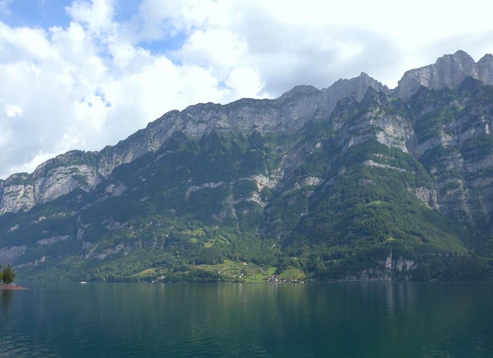 Un matin au lac de Walensee..03