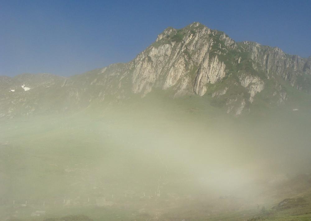 Un matin sur le col d'Oberalp..03
