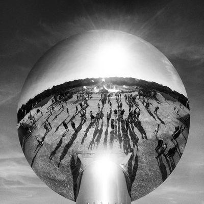 Un monde dans une bulle