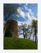 Un moulin en ruines (Aquitaine)