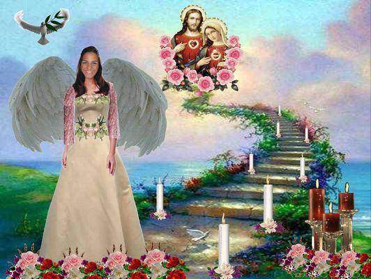 Un Ángel para Mi Cielo...!!!