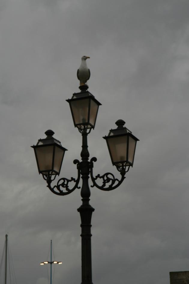 un nuovo modello di lampione