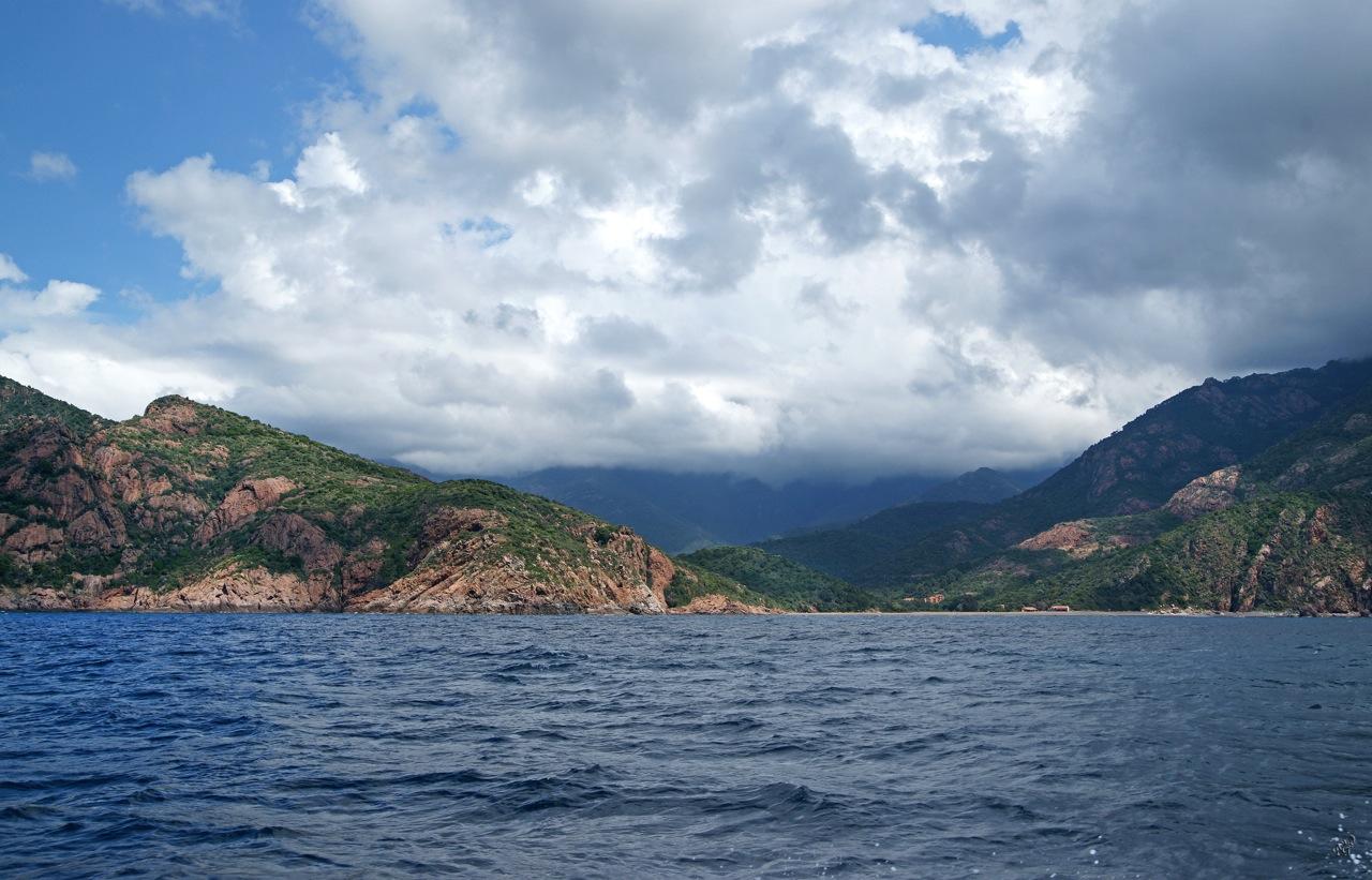 Un paradis protégé ...... La réserve  naturelle de Scandola