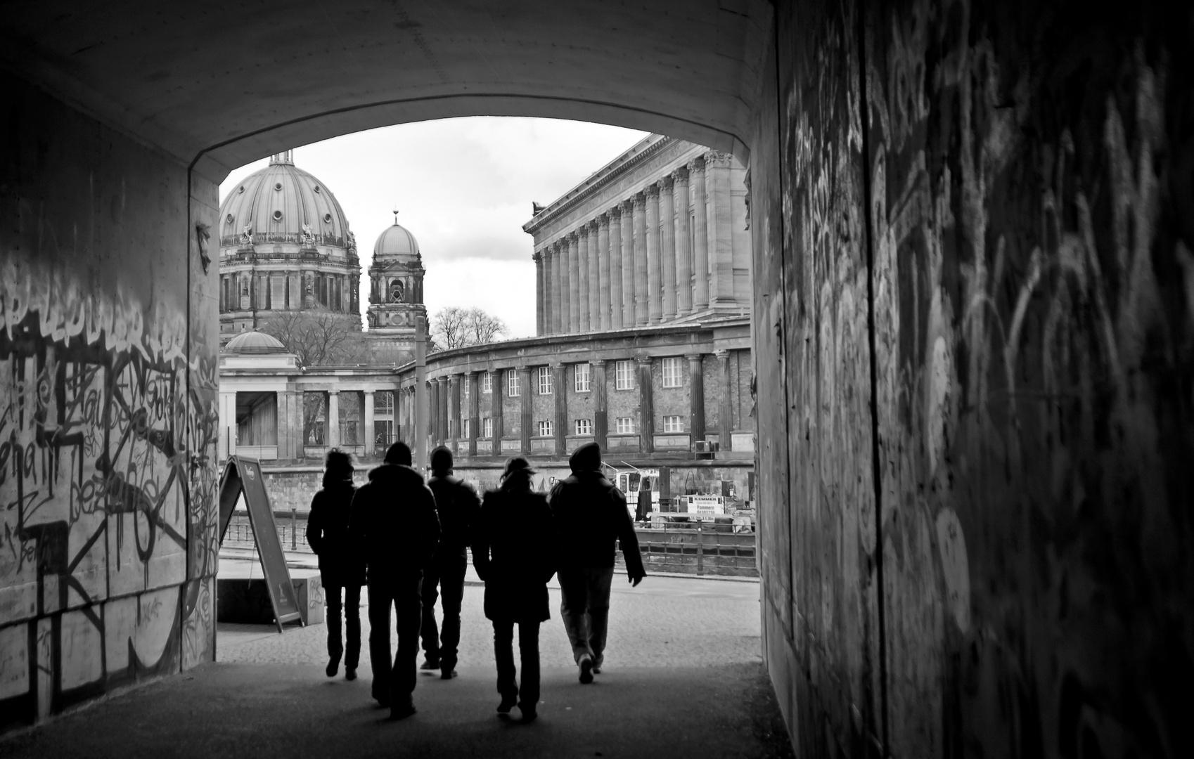 Un paseo por Berlín